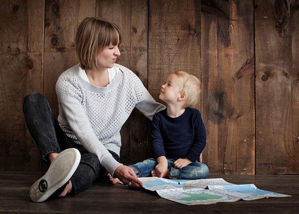 Fotografie jak naučit dítě říkat R