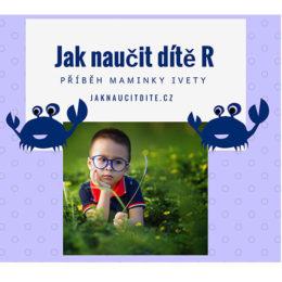 Fotografie chlapce jak naučit dítě R